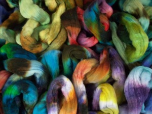 Acid Dyeing